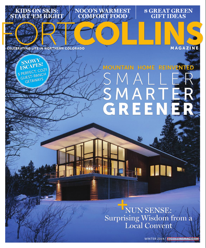 FortCollins Magazine   Winter 2014 digital edition