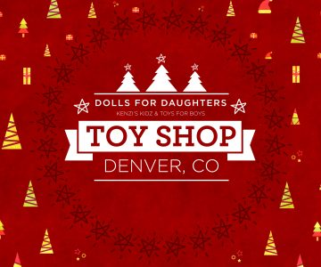 Dolls for Daughters and Toys for Boys Set Up