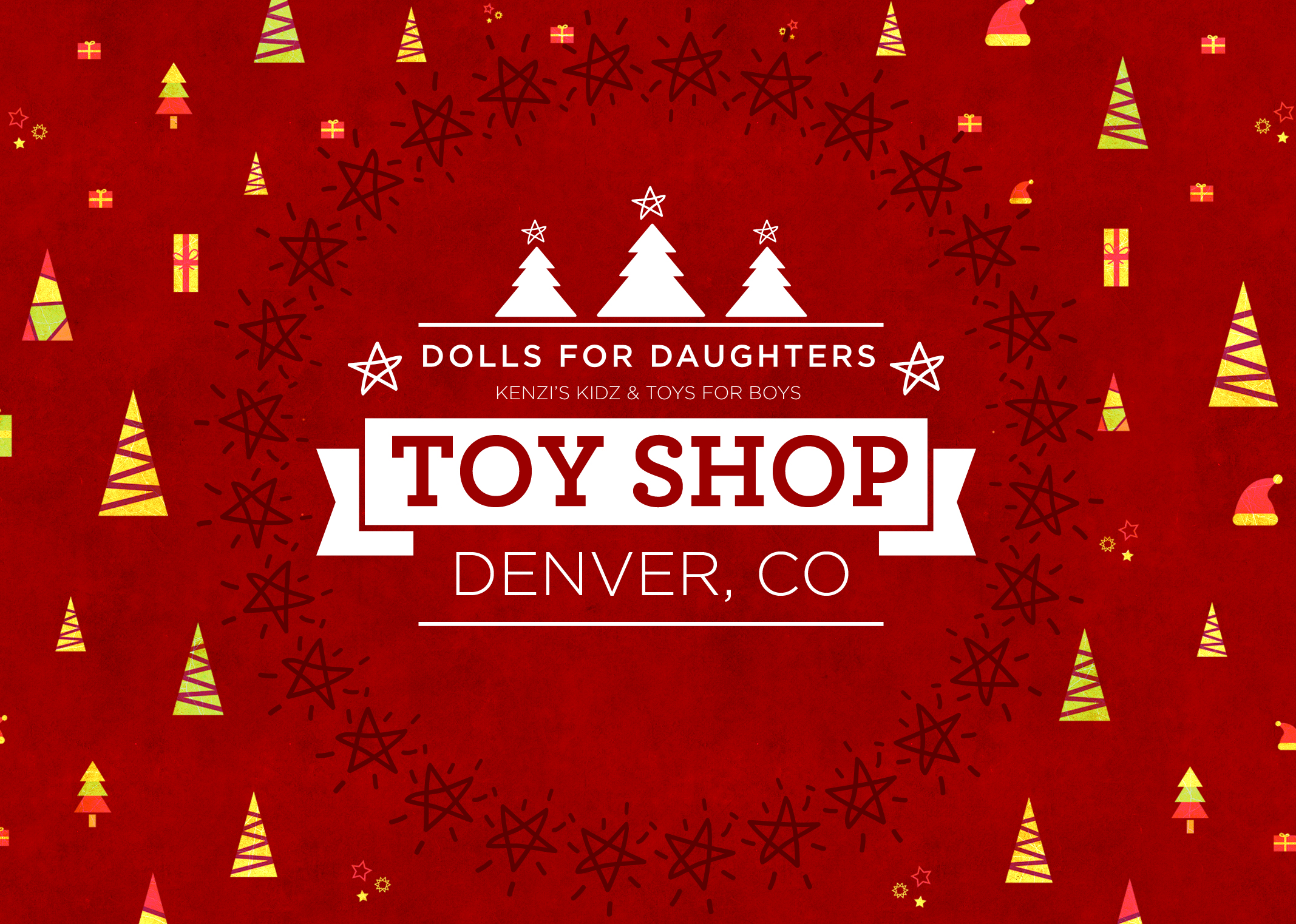 Toy Shop Denver | Dolls for Daughters®