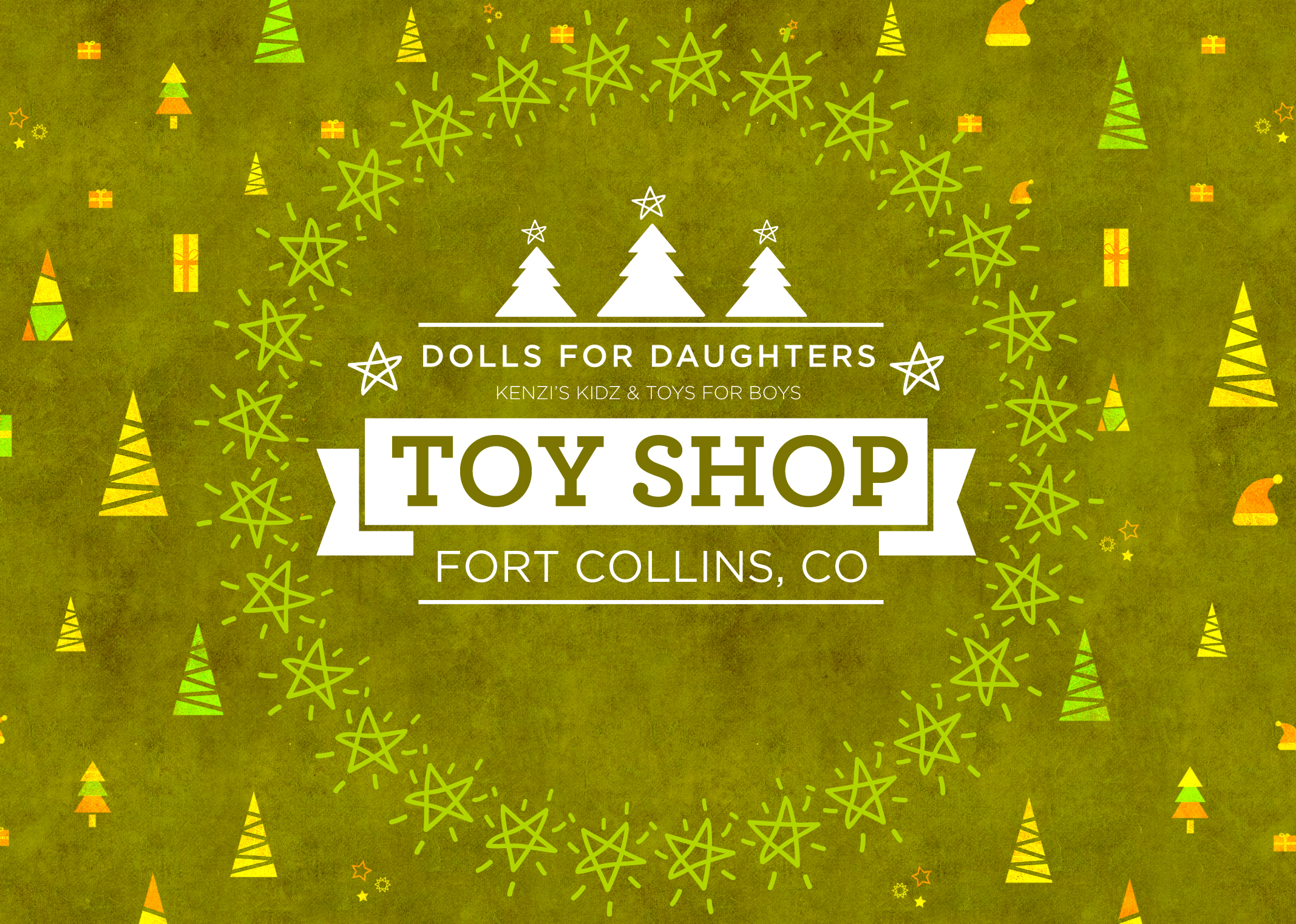 Toy Shop Fort Collins | Dolls for Daughters®