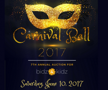 Bidz 4 Kidz Annual Dinner and Auction