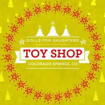 Dolls for Daughters and Toys for Boys Toy Shop- Colorado Springs