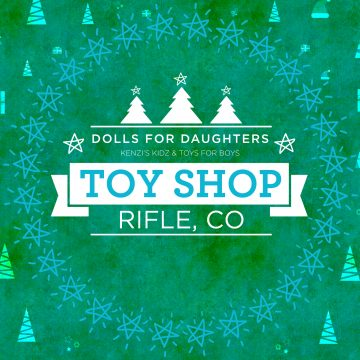 Dolls for Daughters and Toys for Boys Toy Shop- Rifle