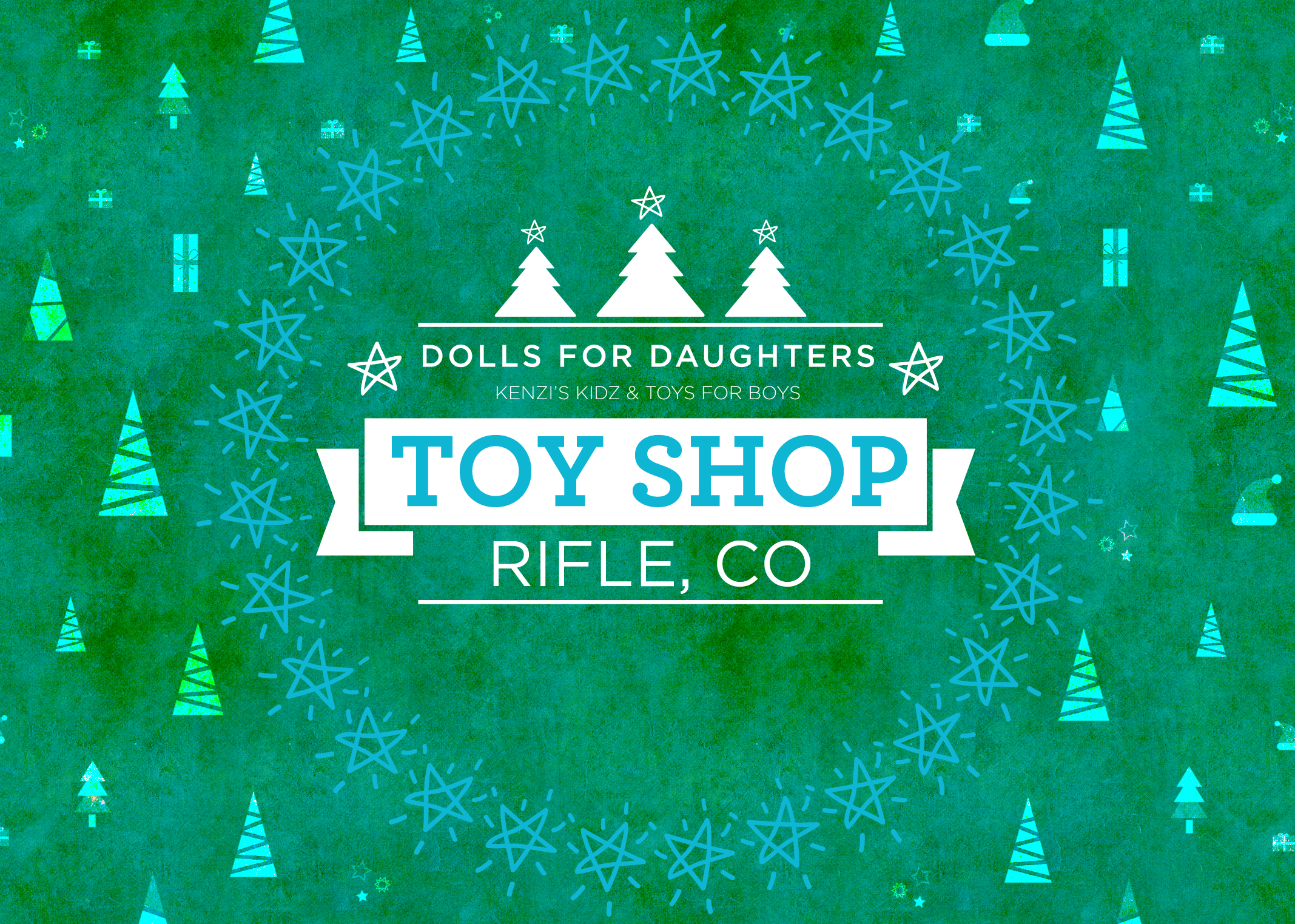 Toy Drive Rifle